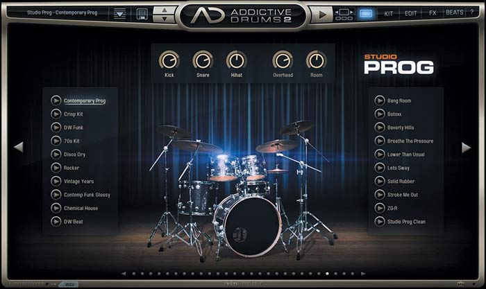 best drum software of 2019 top drum vst 39 s available. Black Bedroom Furniture Sets. Home Design Ideas