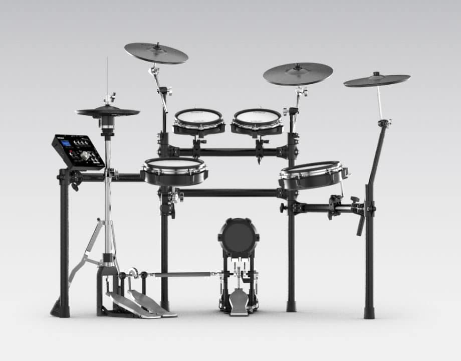 electronic drum set reviews td-25