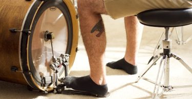 bass drum slide