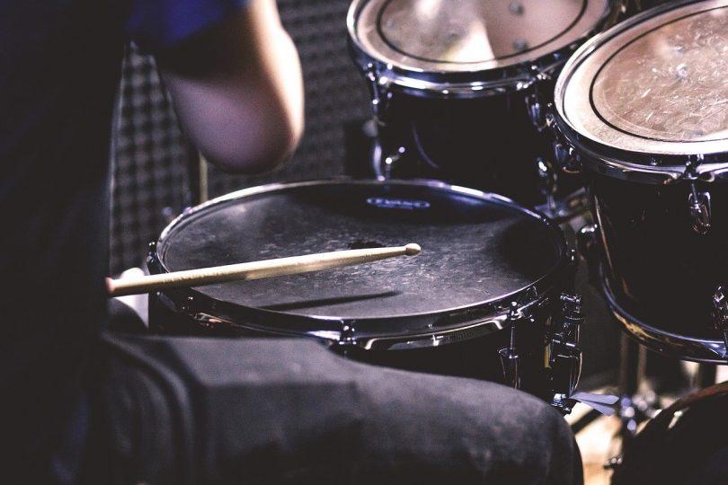 drum muffling cover