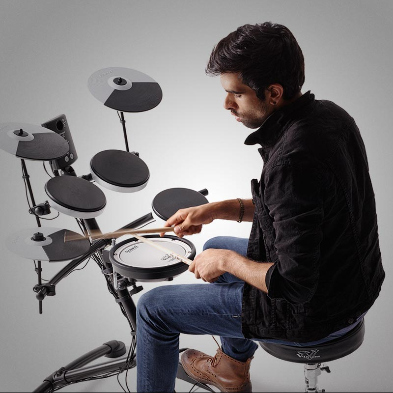 are electronic drum sets worth it roland