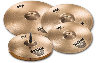 best cymbals for beginners b8x
