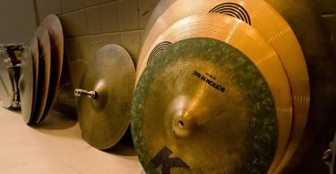 cymbal cover