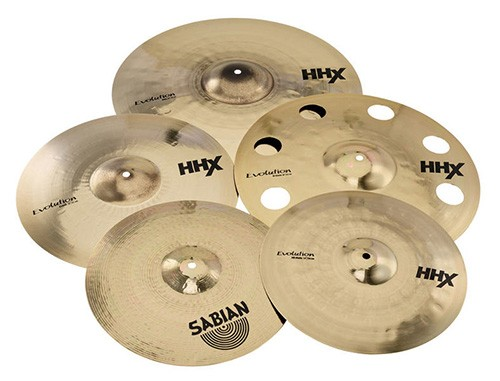 hhx evolution cymbals