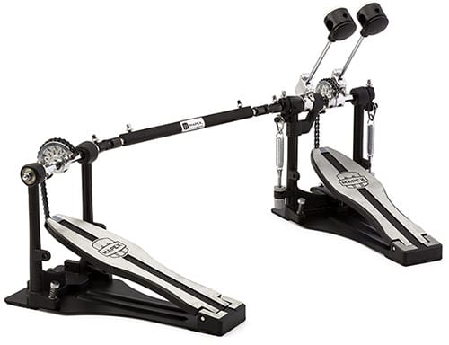 mapex 500 double bass pedal