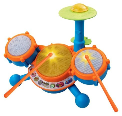 vtech toddler drum set