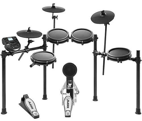 nitro mesh electronic drum set