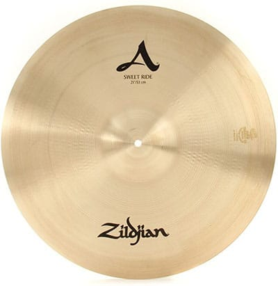 zildjian ride cymbal for rock