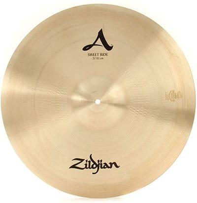 zildjian ride cymbal for rock
