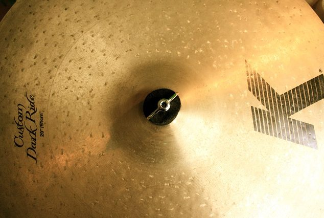 ride cymbal cover