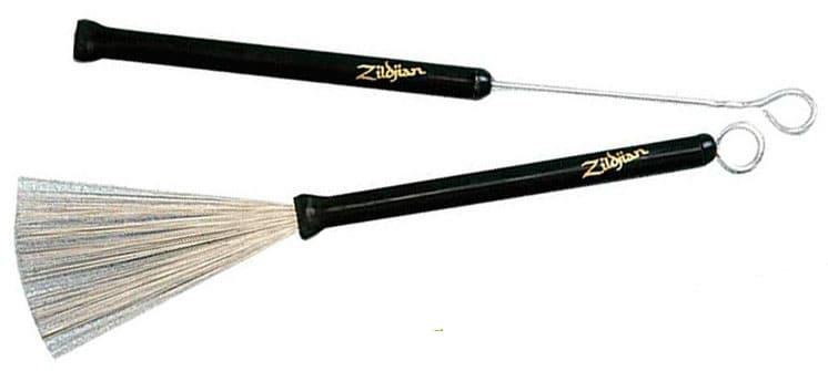 zildjian wire brushes